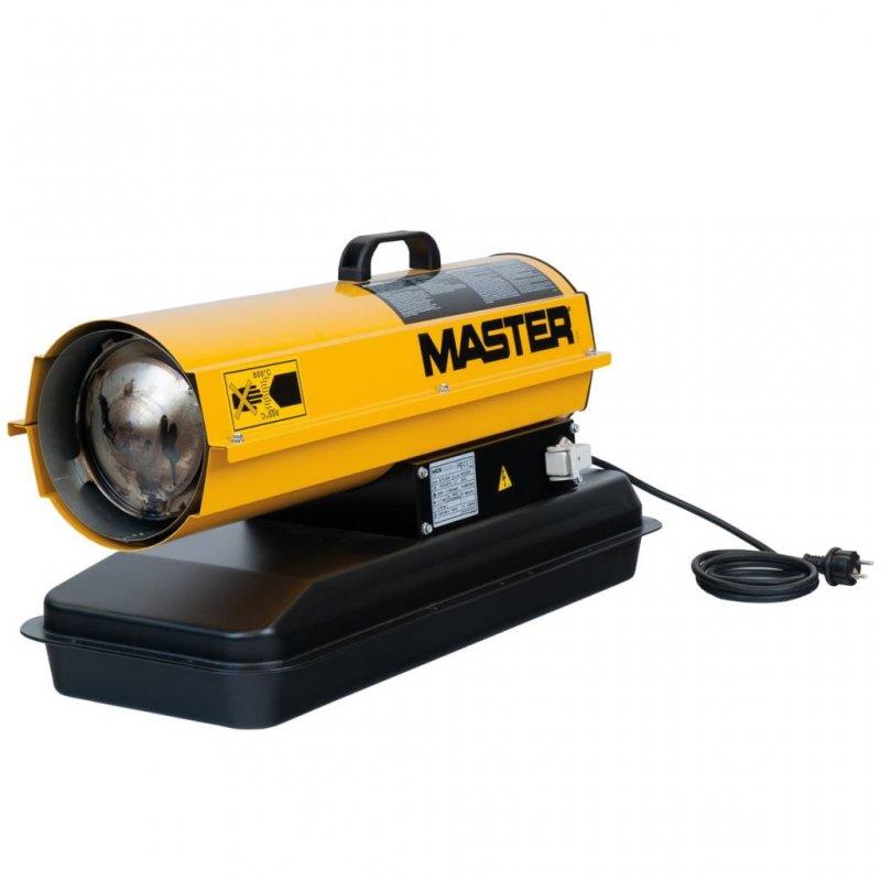 Master B 35 CED Calefactor A Gasóleo De Combustión Directa 15L