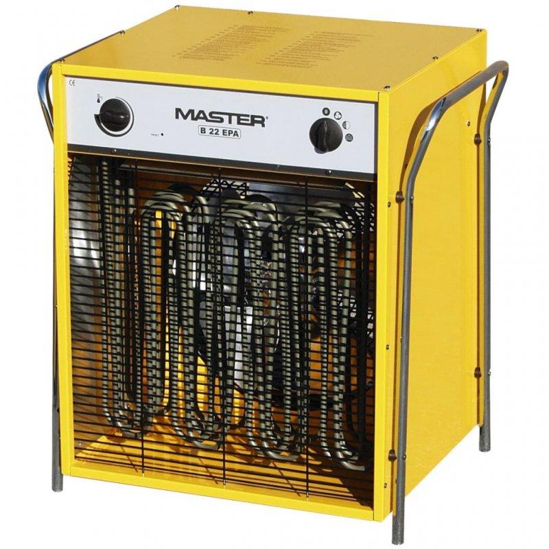 Master B22EPB Calefactor Eléctrico 2200W