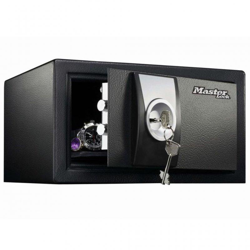 Master Lock X031ML Caja De Seguridad Pequeña Con Llave
