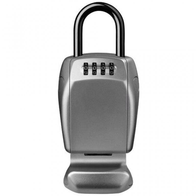 Master Lock 5414EURD Caja De Seguridad Reforzada Para Llaves