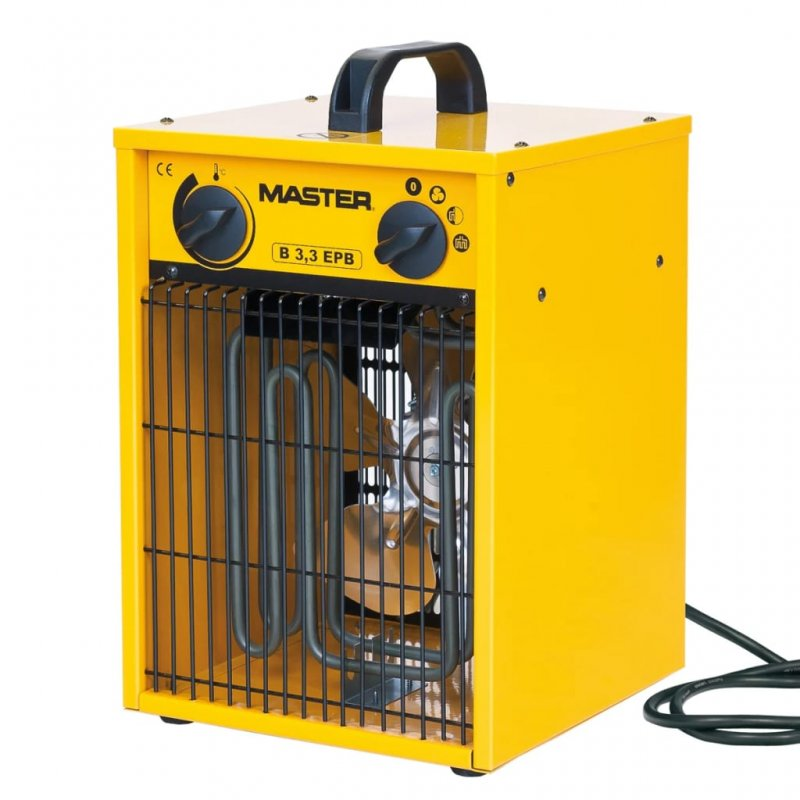 Master B 3.3 EPB Calefactor Eléctrico 3300W