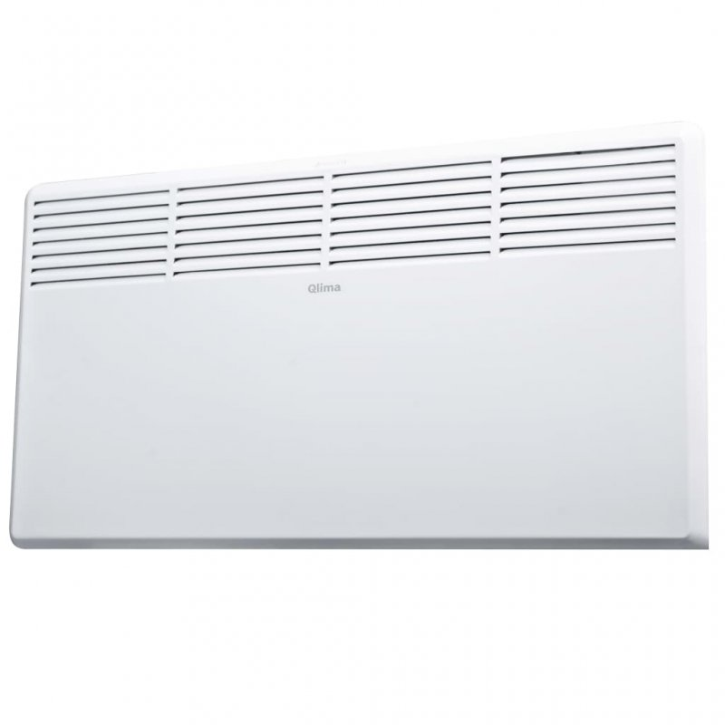 Qlima Panel Calefactor Eléctrico 1800W EPH1800 LCD Blanco