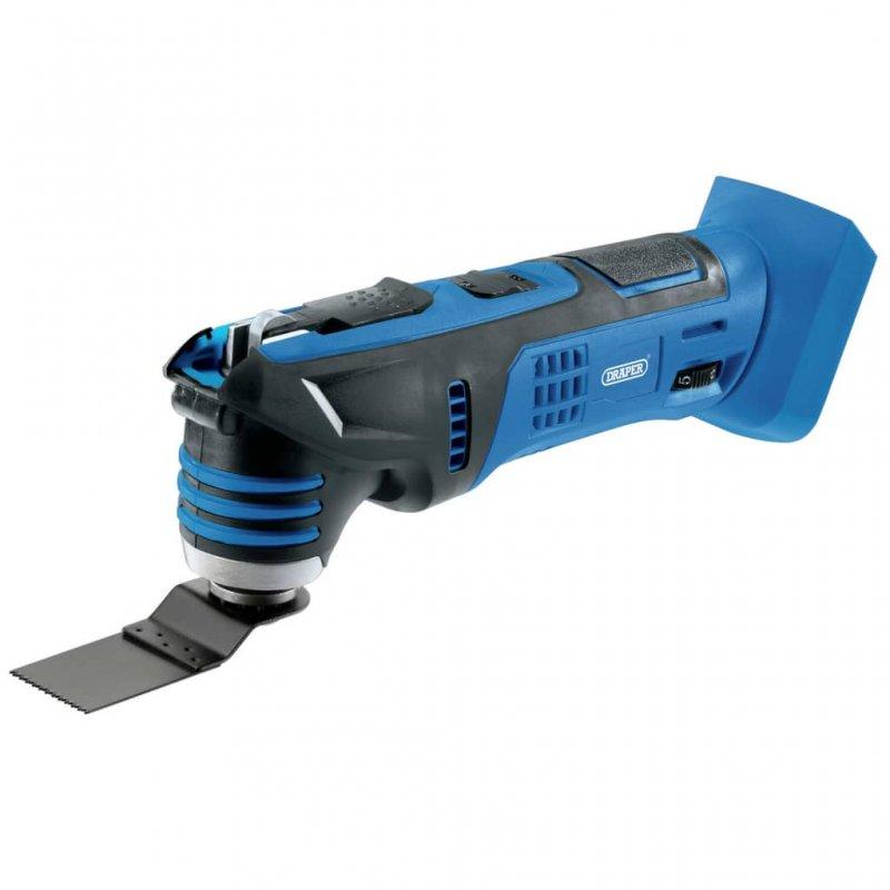 Draper Tools Multiherramienta Oscilante D20 20V