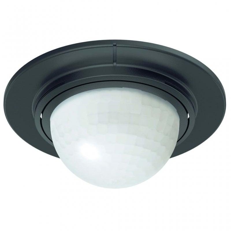 Steinel IS 360-1 DE Detector De Movimiento Negro
