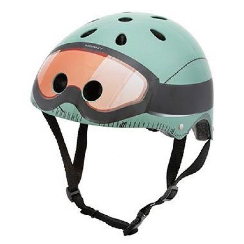 Mini Hornit Lids Military Casco De Bicicleta Para Niños S