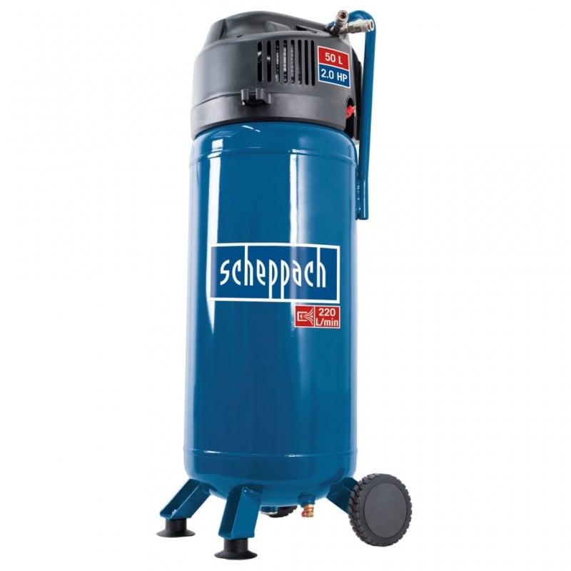 Scheppach HC51V Compresor Vertical 50L 1500W