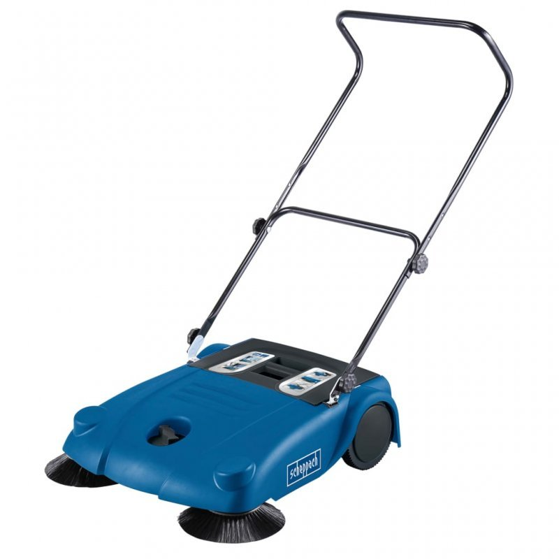 Scheppach S700 Barredora 16L Azul