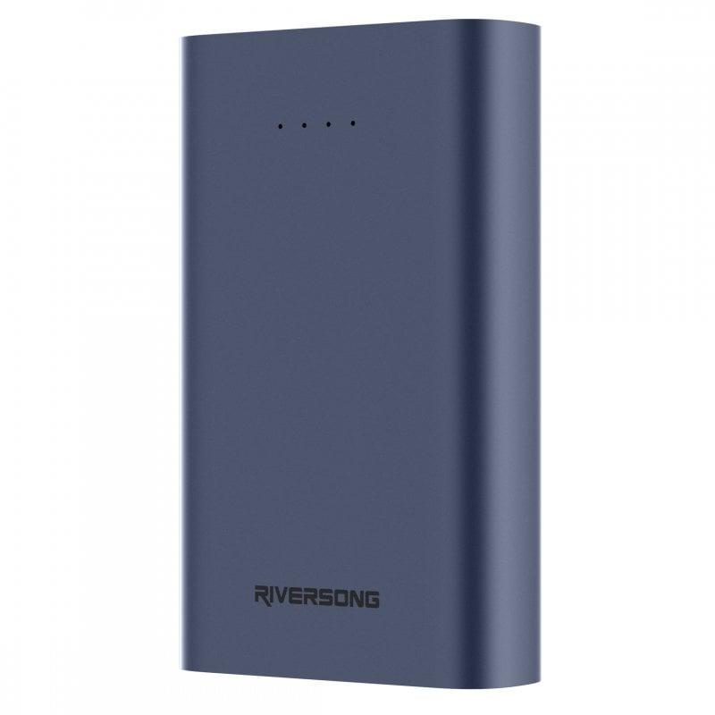 Riversong Vega 12 Powerbank 12000mAh Azul