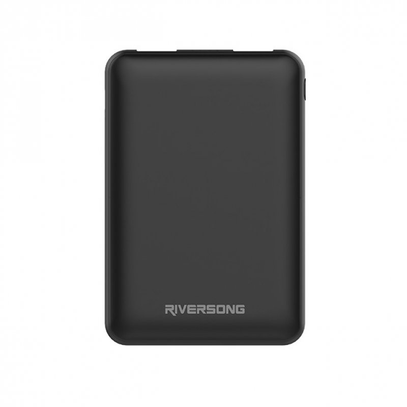 Riversong Nemo 05 Powerbank 5000mAh Negro