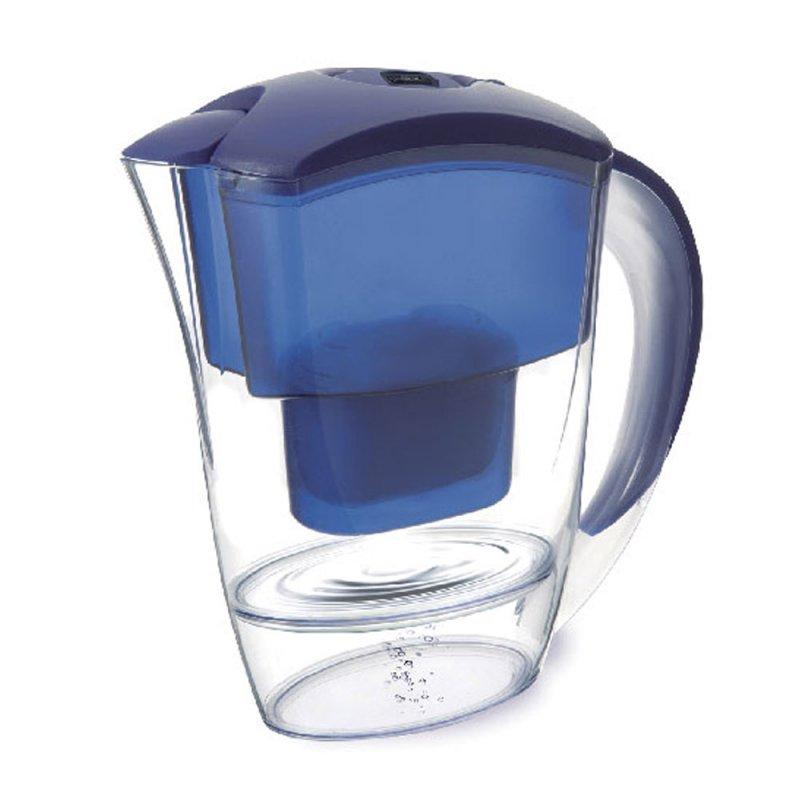 TM Electron Aquanatur Jarra Filtradora De Agua 2.5L Azul