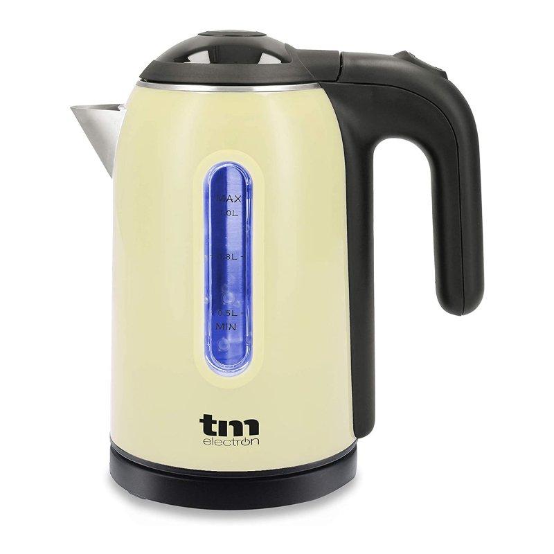TM Electron Hervidora De Agua 1L 1500W Crema