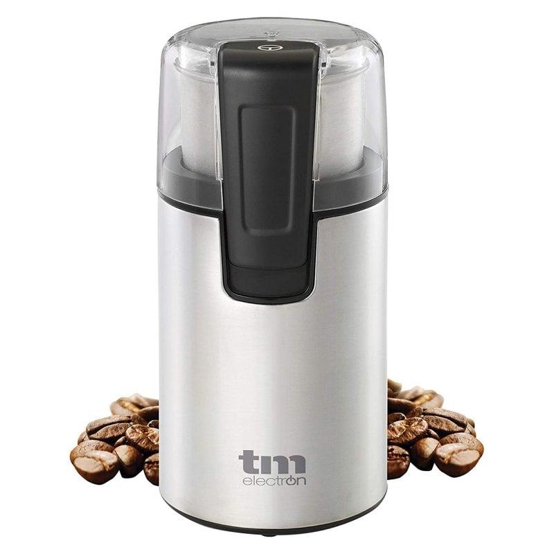 TM Electron Molinillo De Café 180W Acero Inoxidable