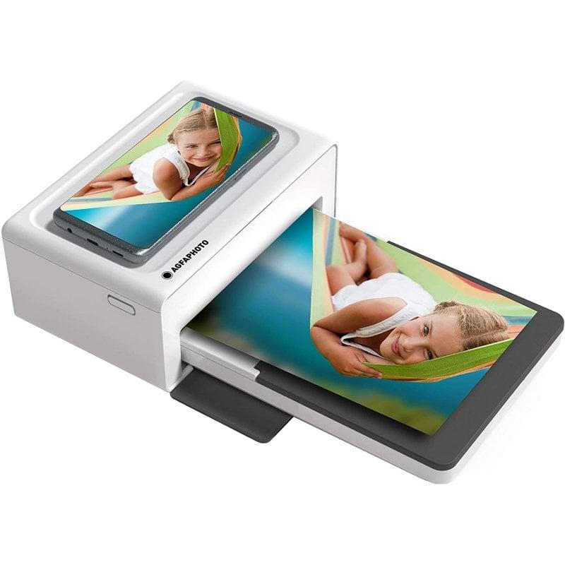 AgfaPhoto Realipix Moments Impresora De Fotos Bluetooth