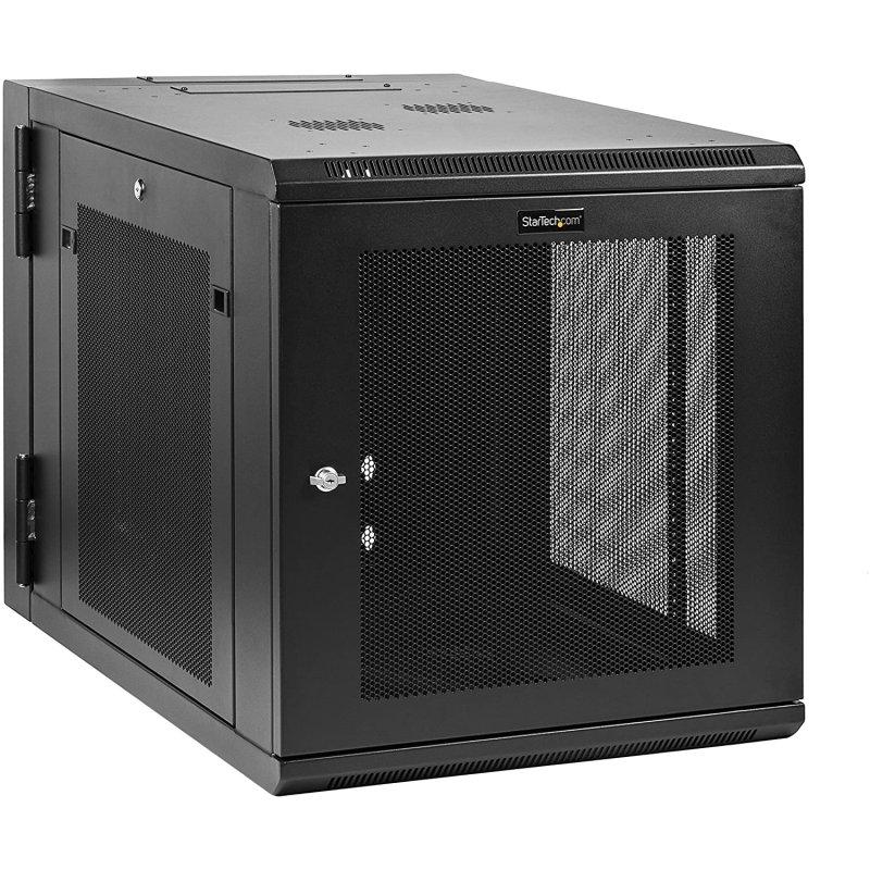 """StarTech RK1232WALHM Armario Rack 33.4"""" 12U 640x890x785mm"""