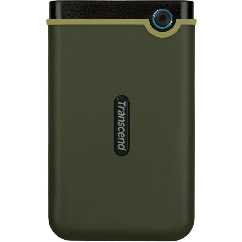"""Transcend ?StoreJet 25M3 2.5"""" 2TB USB 3.1 Verde"""