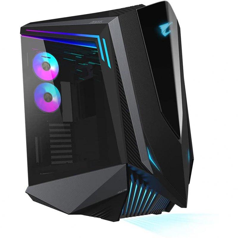 Gigabyte AORUS C700 Glass Cristal Templado USB 3.1 Negra