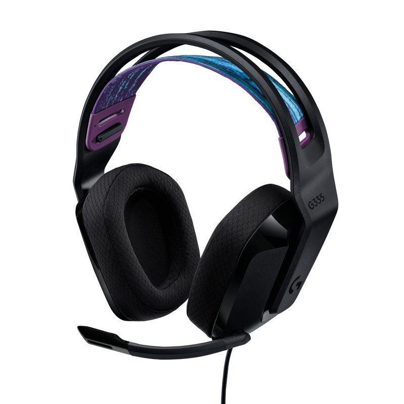 Logitech G335 Auriculares Gaming Negro
