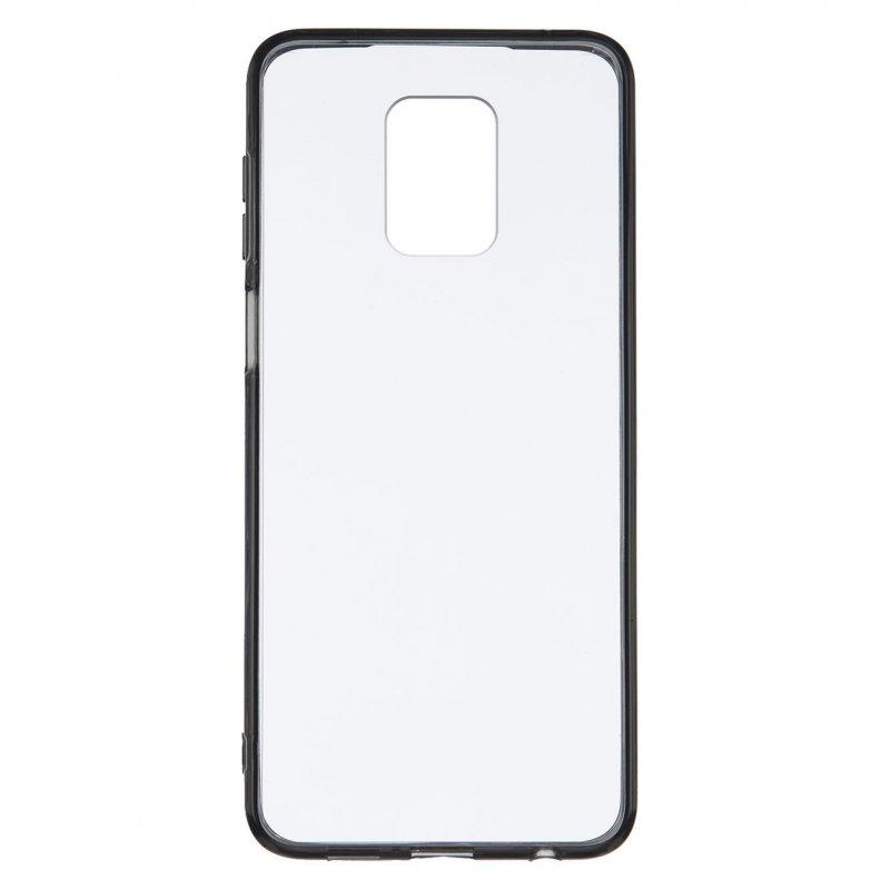 Funda Bumper Negro Para Xiaomi Redmi Note 9 Pro