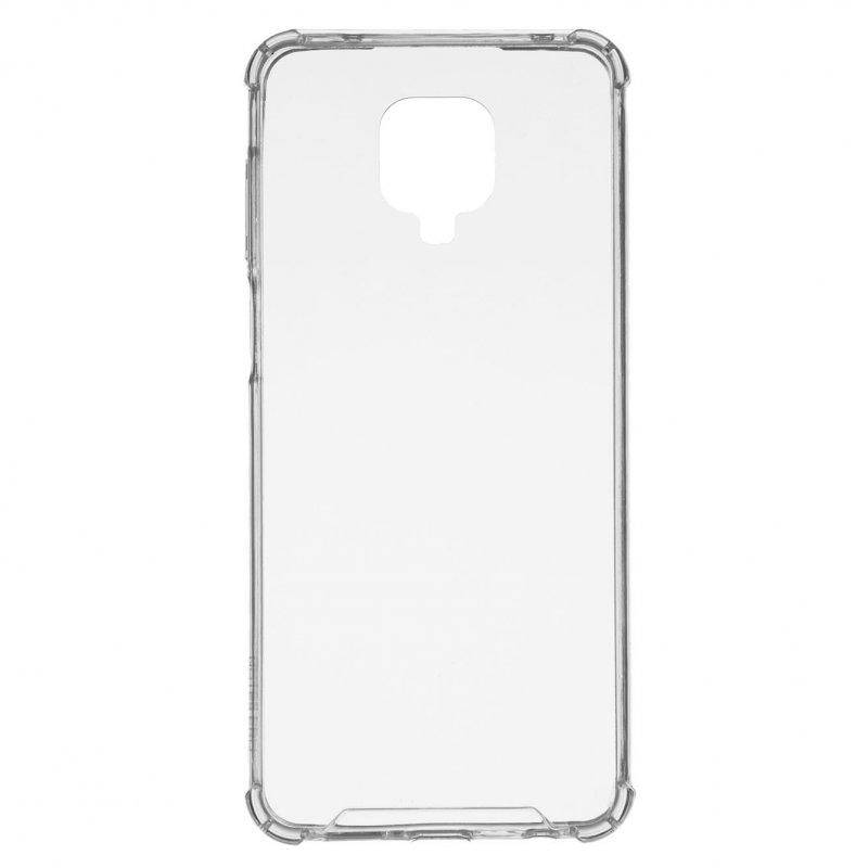 Funda Bumper Transparente Para Xiaomi Redmi Note 9 Pro