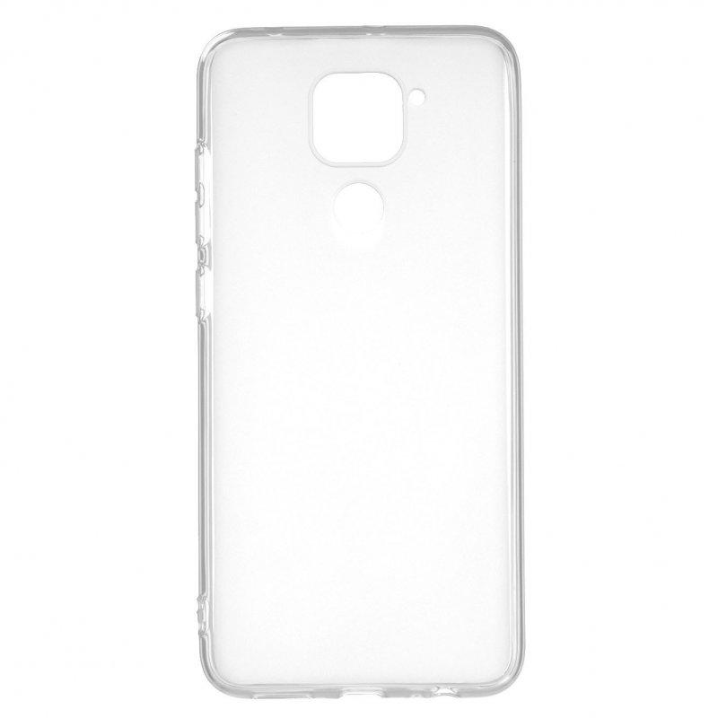 Funda Silicona Lisa Para Xiaomi Redmi Note 9