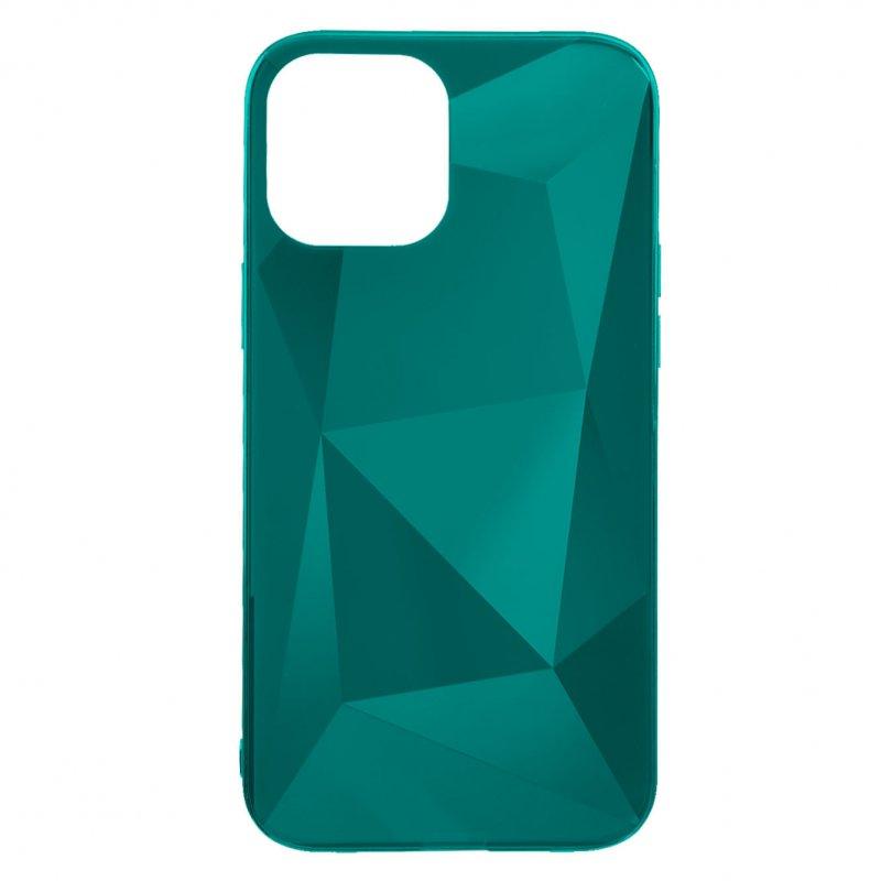 Funda Diamond Verde Para IPhone 12 Pro Max