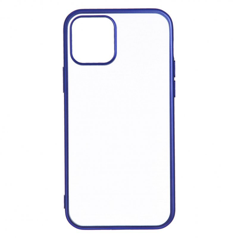 Funda Bumper Premium Azul para iPhone 12 Pro Max