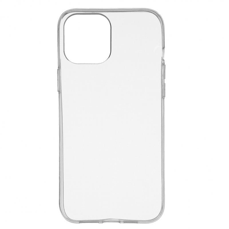 Funda Silicona Transparente Para IPhone 12 Pro Max