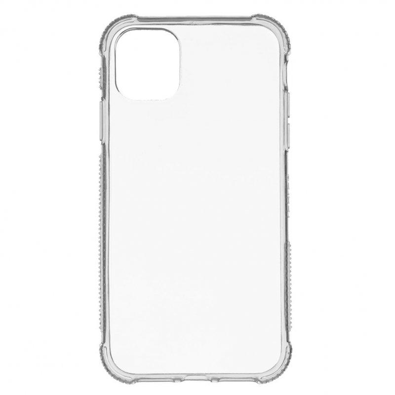 Funda Antigolpes Reforzada Transparente Para IPhone 11 Pro Max
