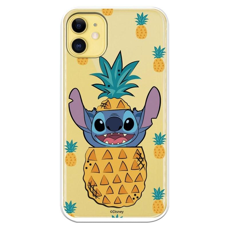 Funda Oficial de Disney Stitch Piñas Lilo & Stitch para iPhone 11