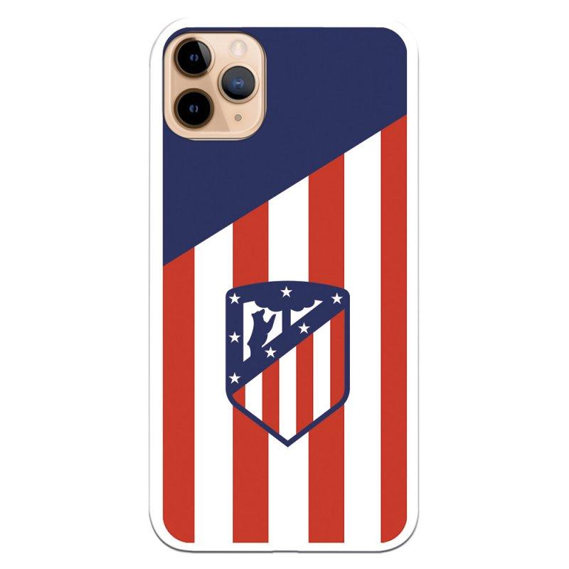 Funda Licencia Oficial Del Atleti Escudo Fondo Para IPhone 11 Pro Max