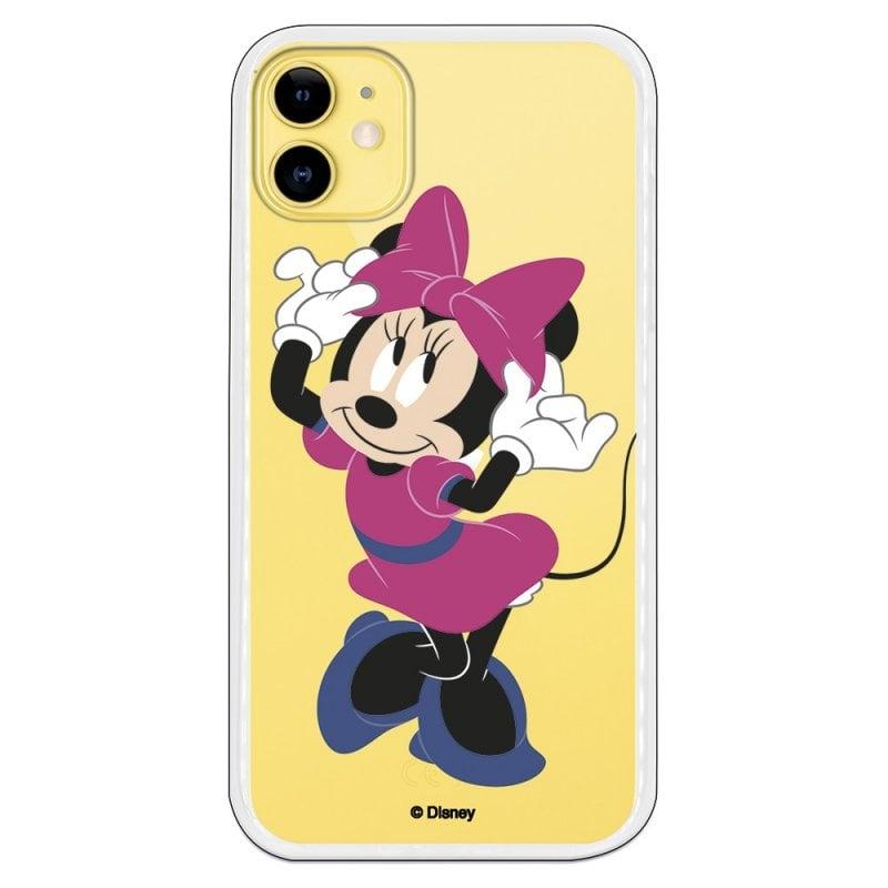 Funda Oficial de Disney Minnie Rosa Clásicos Disney para iPhone 11