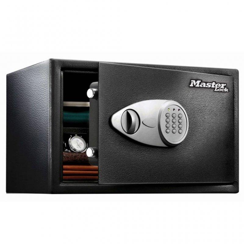 Master Lock X125ML Caja De Seguridad Grande Con Clave Digital