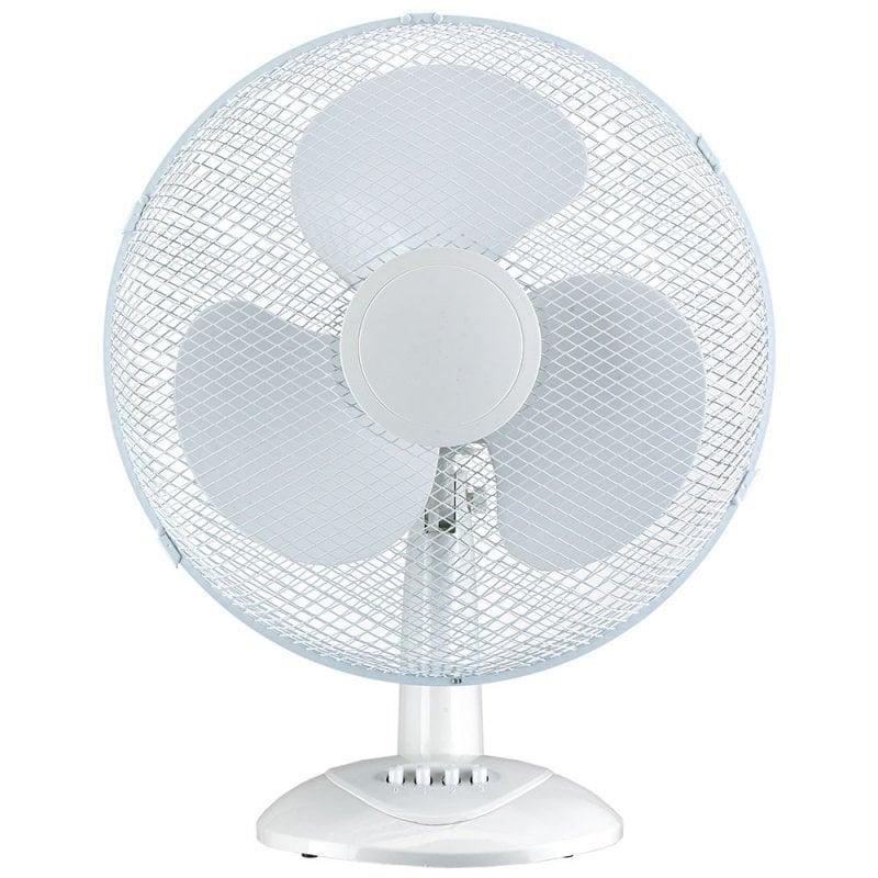 Raydan Home Up Comfort Ventilador De Sobremesa 40W Blanco