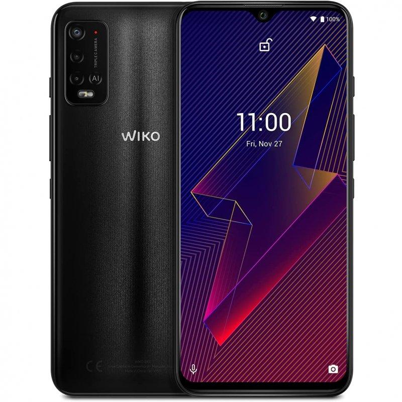 Wiko Power U20 3/64GB Gris Libre