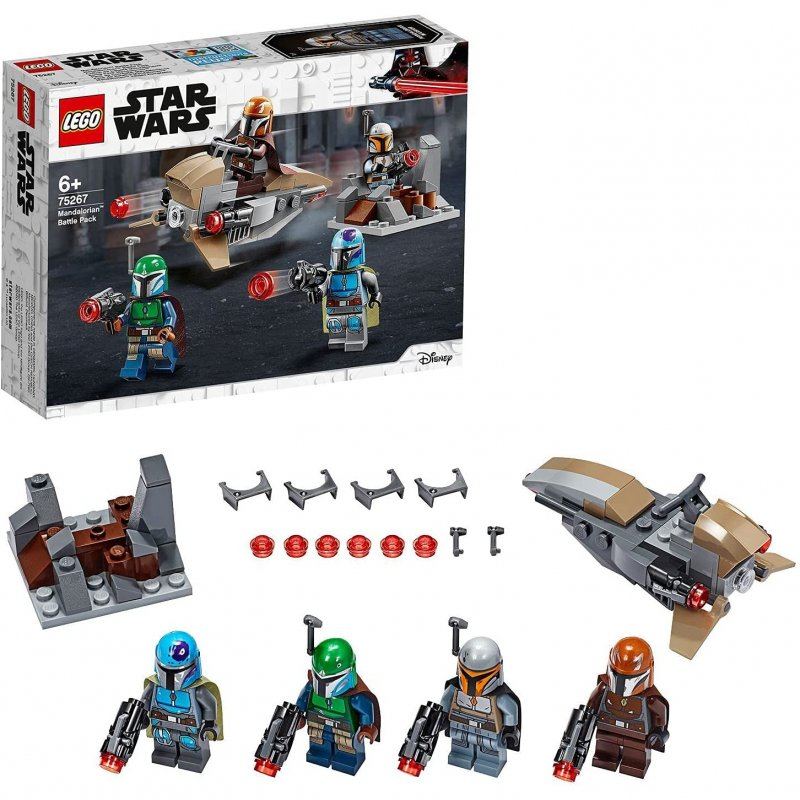 Lego Star Wars: Pack de Combate Mandalorianos