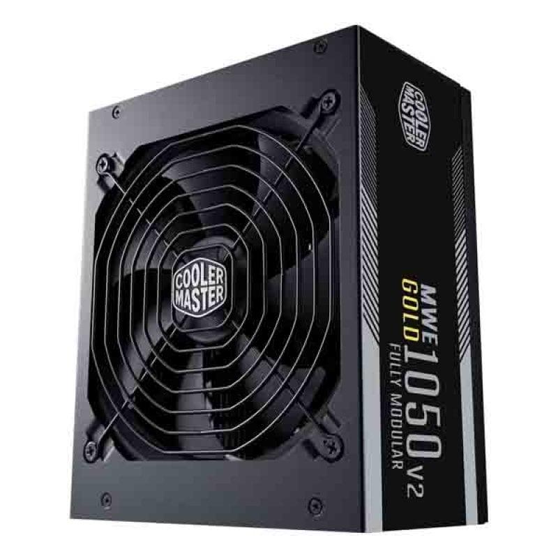 Cooler Master MWE Gold V2 80 Plus Gold 1050W Modular Bulk