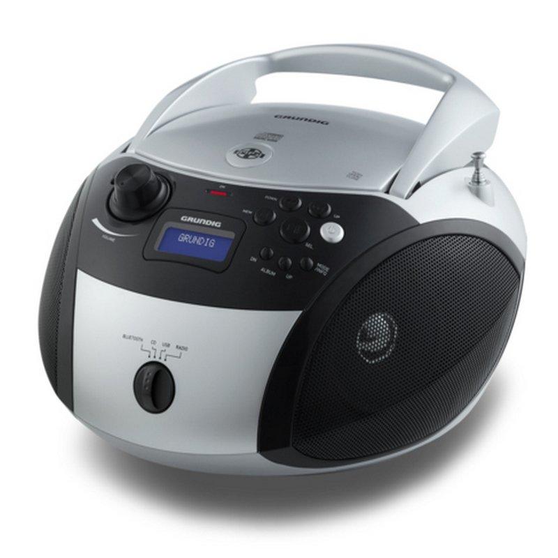 Grundig RCD 1500 BT Radio CD/Bluetooth/USB
