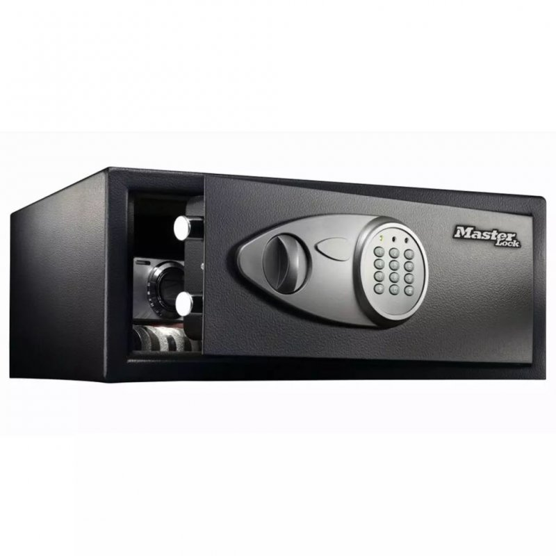 Master Lock X075ML Caja De Seguridad Grande Con Clave Digital