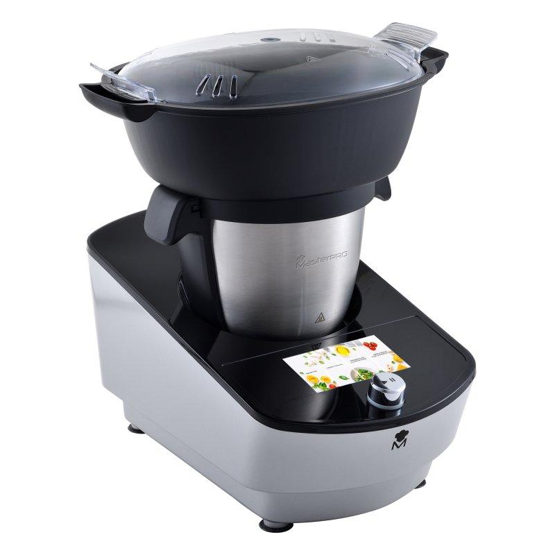 Bergner MasterPro Multicooker Touch Robot De Cocina 3.5L 1000W