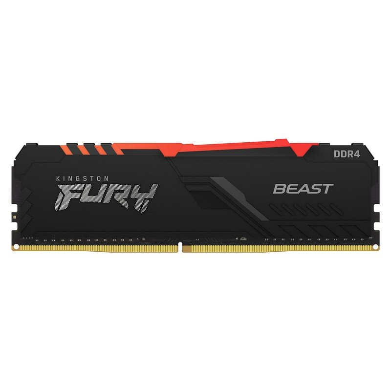 Kingston FURY Beast RGB DDR4 3000 MHz 16GB CL15