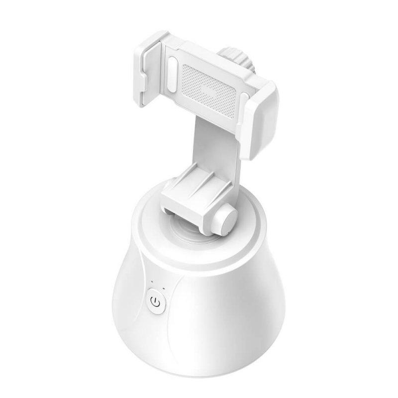 Baseus Gimbal Estabilizador 360º Blanco