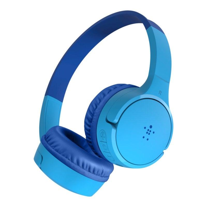 Belkin SoundForm Mini Auriculares Inalámbricos Para Niños Azul