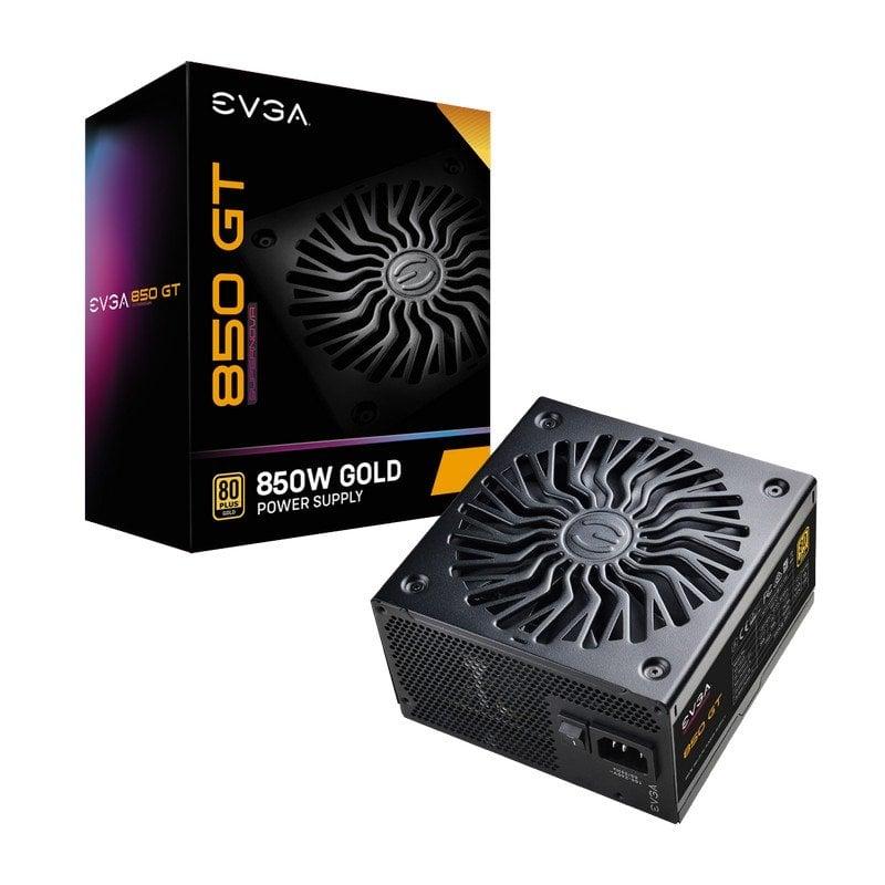 EVGA SuperNOVA 850 GT 80 Plus Gold 850W Full Modular