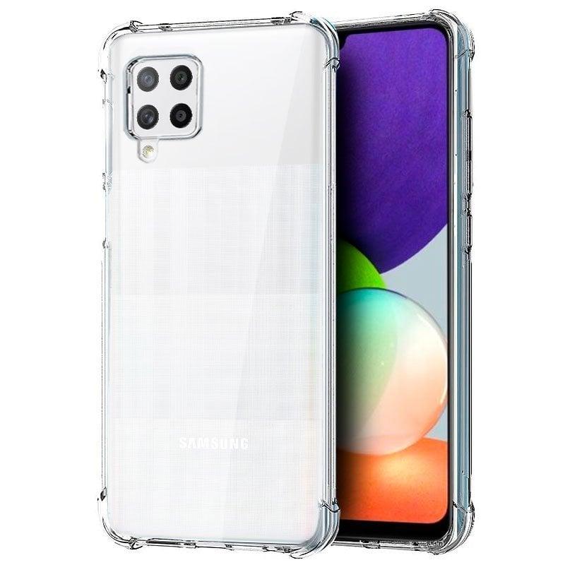 Cool Funda AntiShock Transparente Para Samsung Galaxy A22 4G