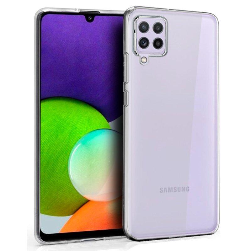 Cool Funda Silicona Transparente Para Samsung Galaxy A22 4G