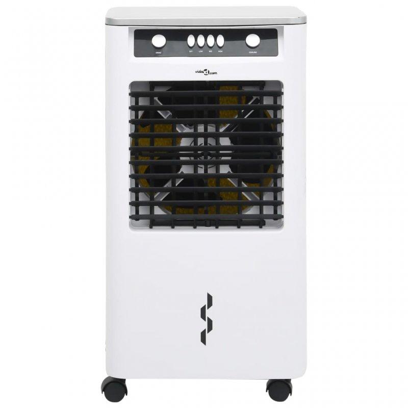 VidaXL Climatizador 3 En 1 80W Blanco/Negro
