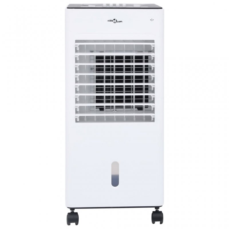 VidaXL Climatizador 3 En 1 65W Blanco/Negro