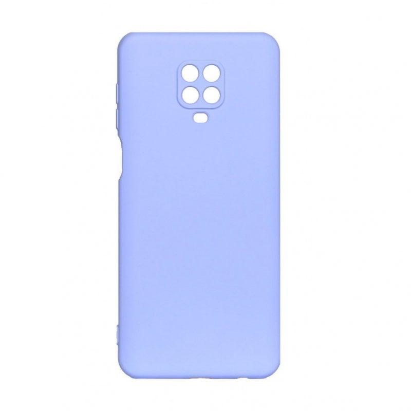 Muvit Life Funda Liquid Soft Lavanda Para Xiaomi Redmi Note 9 Pro