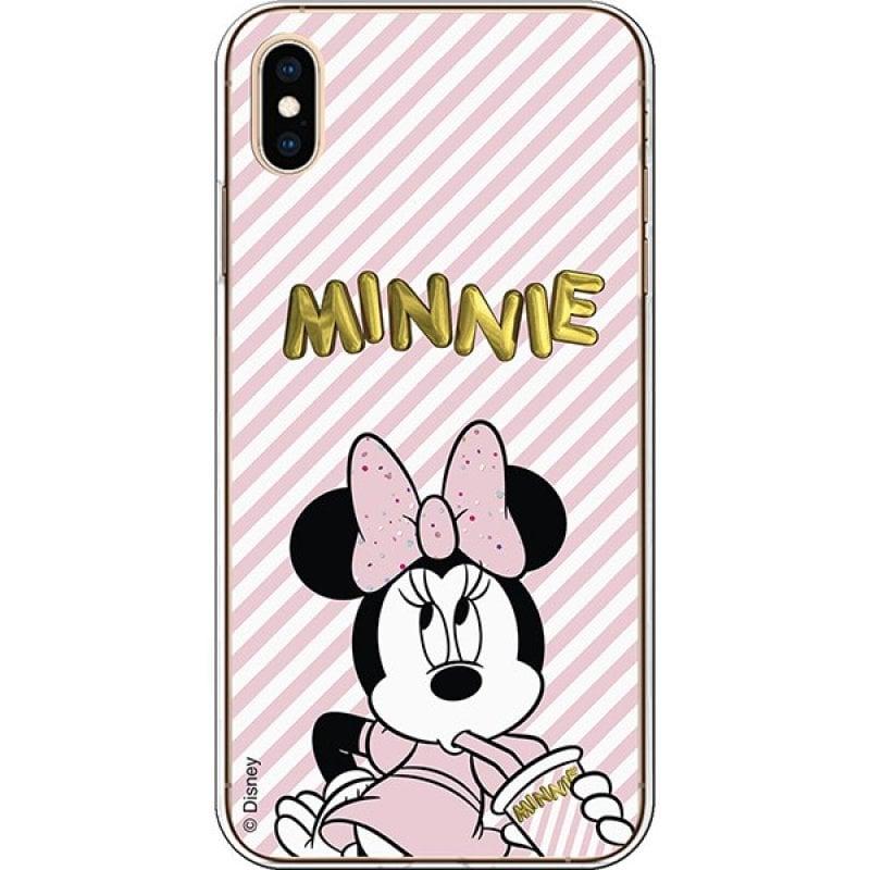 Funda Oficial Disney Minnie Gold Balloon Para IPhone XS Max