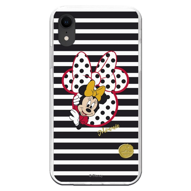 Funda Oficial Disney Minnie I Love Shoes Para IPhone XR